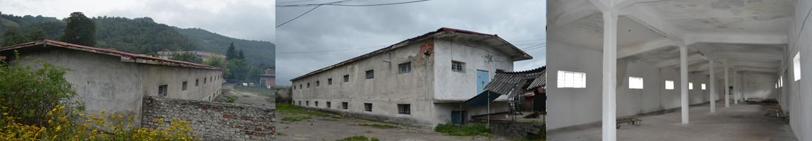 Hală industrială 738 mp / BRAU UNION ROMÂNIA
